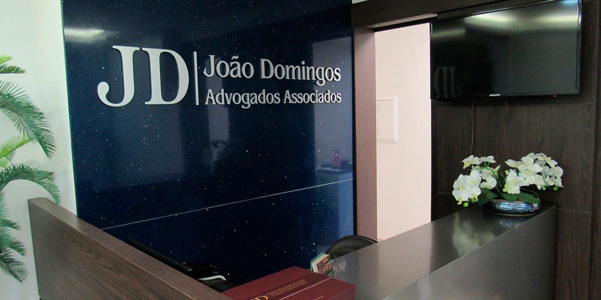 João Domingos Advogados Associados - Recepção